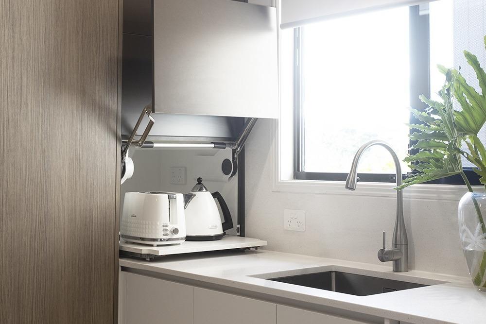 Clever Appliance Storage Solutions Brisbane