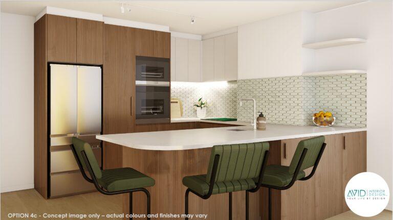 Farm Project | Kitchen transformation | Avid Interior Design